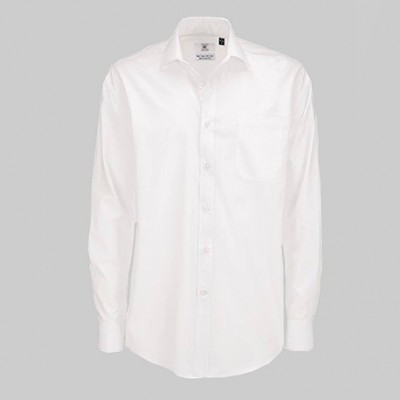 Chemise blanche manches longues