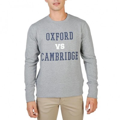 Sweat-Shirt gris OXFORD