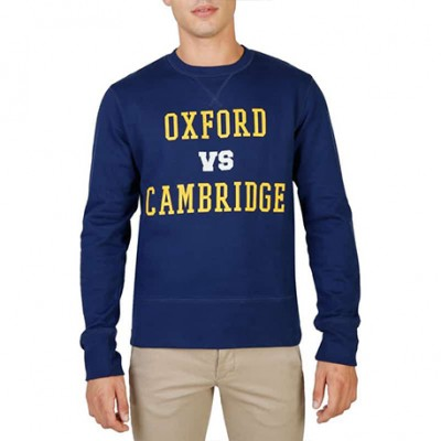 Sweat-Shirt bleu OXFORD