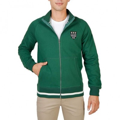 Sweat-Shirt vert OXFORD