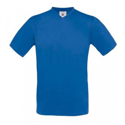 T-shirt bleu royal