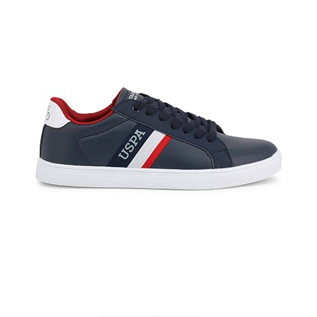 CHAUSSURES SNEAKERS BLEU US POLO