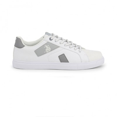 BASKETS BLANCHE US POLO