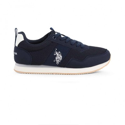 BASKETS BLEUE US POLO